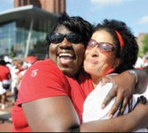 Delta Sigma Theta sorority celebrates centennial by continuing their legacy of helping other and celebrating DELTA'S great heritage