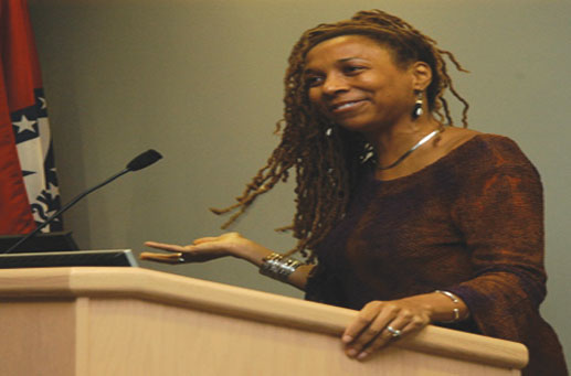 """Crenshaw says, """"Voting rights advocates must move beyond the status quo."""""""