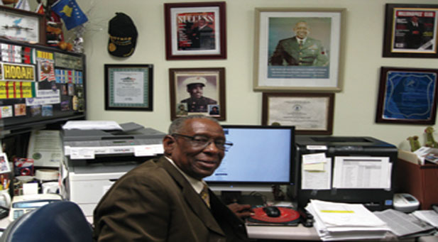 Wells named Federal Employee of the Year