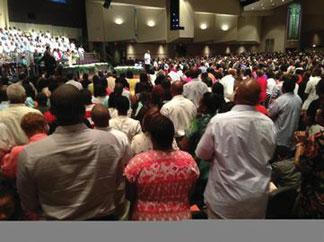 Black Pastors to member