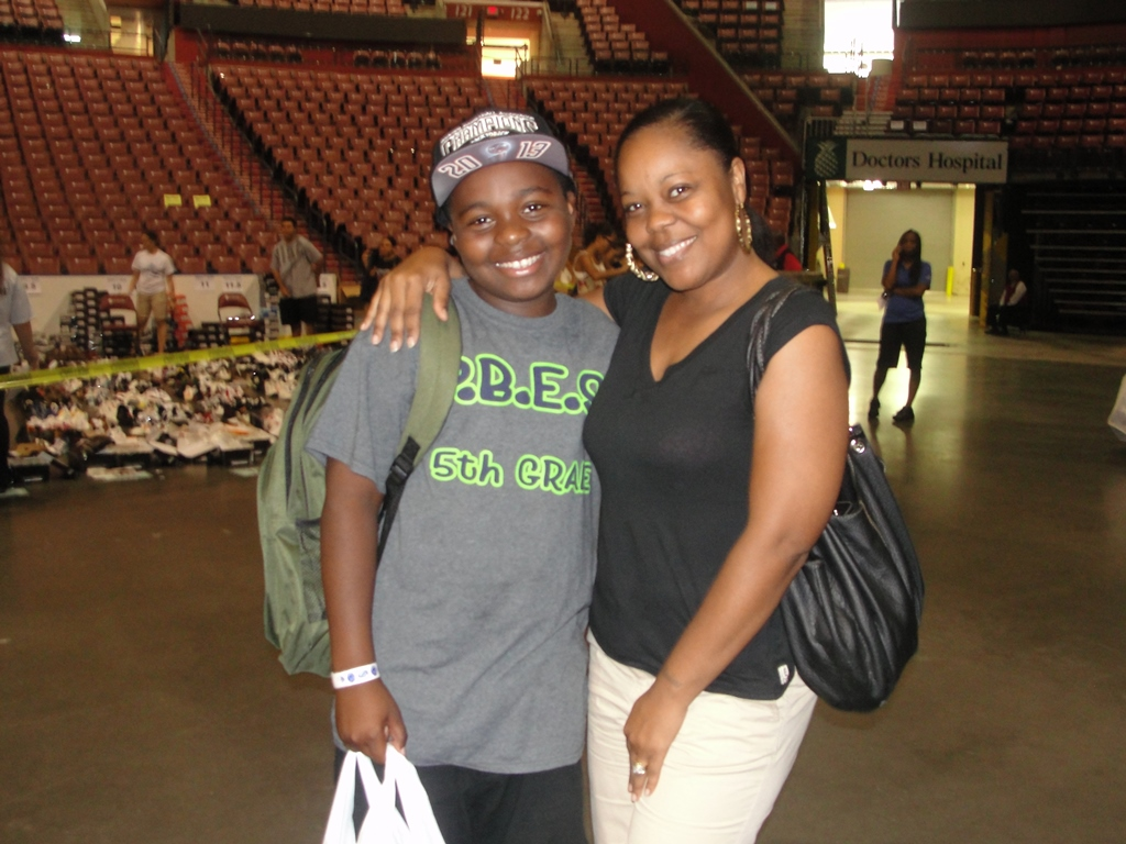 BTSExtrav Participants Broward Back To School Extravaganza at BB&T Center This Saturday