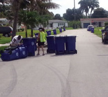 City of Lauderdale Lakes distributes new recycling carts