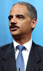 ERIC HOLDER SAYS PRISONS Eric Holder says prisons are too full; Black people have been harmed the most