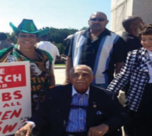 Congresswoman Frederica S. Wilson joins thousands commemorating the 50th Anniversary of 'The March On Washington'