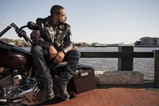 HARLEY DAVIDSON Gray Photo Hollywood director F. Gary Gray combines his passions for movies & motorcycling in new Harley Davidson documentary short