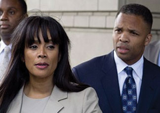Jesse Jackson, Jr. and wife Sandra Jackson