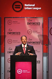 Marc Morial call for new Civil Rights Movement (National Urban League photo by Lawrence Jenkins)