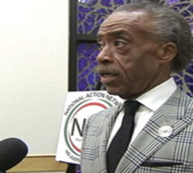The National Action Network holds a 'Civil Rights Revival'