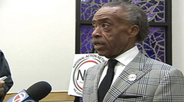 NAN AL SHARPTON The National Action Network holds a 'Civil Rights Revival'