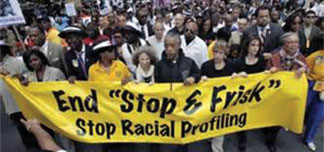 New York's Stop-and-Frisk' policy