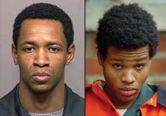 Snipers John Allen Muhammad and Lee Boyd Malvo