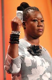 Trayvon Martin mother Sybrina Fulton