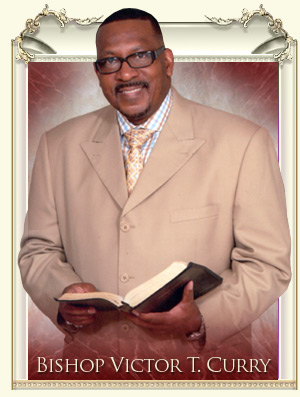 bishop pic South Florida Celebrates the Release of A Charge to Keep I Have by Victor T. Curry