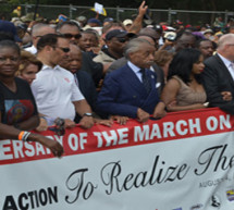 Latest March On Washington more diverse