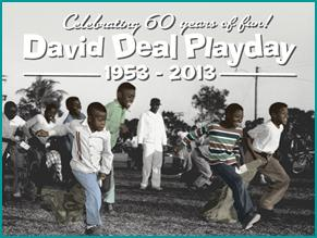 play David Deal Playday Celebrates 60th Anniversary