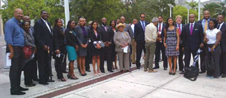 Minority attorneys and community leaders