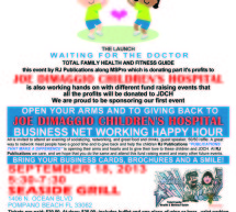 JOE DIMAGGIO CHILDREN'S HOSPITAL SEASIDE GRILL