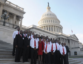 Congresswoman Frederica Wilson and the 5000 Role  Models