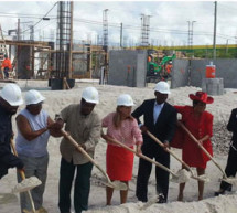 Congresswoman Frederica S. Wilson holds a Groundbreaking Ceremony for long overdue new Liberty City Health Clinic
