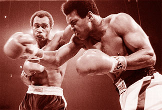 KEN NORTON Ken Norton, the man who broke Muhammad Ali's jaw, dies at the age of 70