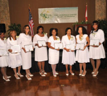 Historic service organization inducts eight community leaders