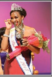 Miss Black USA Amanda McCoy