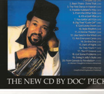 Local South Florida native Irvin Doc' Peck has released his new CD