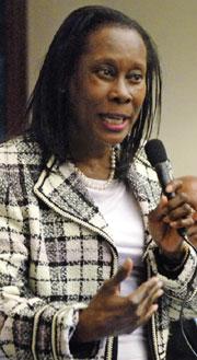 Rep. Sharon Pritchett