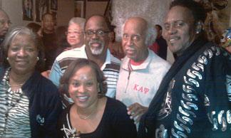 Jasmin Shirley. Dr. Carmen Shirley, Cedric Shirley and Dr. Calvin Shirley and John Shirley
