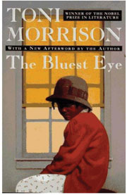 Toni Morrison book The Bluest Eye