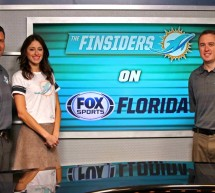 Miami Dolphins Press Release – The FINSIDERS Debut on FOX Sports Florida on September 9, 2013