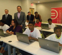 Urban League of Broward County turns up the technology switch in digital classrooms
