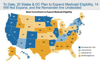 Medicaid can be good for states