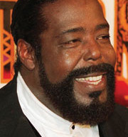 Nothing but a Superstar: Barry White gets a star on the Hollywood Walk of Fame