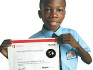 GANGSTA GENIUS Gangsta genius – Nine year old boy is world's youngest Microsoft Certified Professional