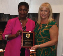 REPRESENTATIVE HAZELLE ROGERS EARNS HONORS
