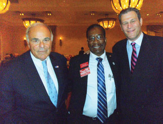 THADDEUS HAMILTON Palm Beach County Democratic Party celebrated Ninth annual Truman, Kennedy, Johnson Dinner