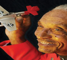 South Florida honors an American hero  -Tuskegee Airman Lt. Colonel Eldridge Williams, on his 96th birthday