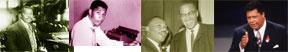 Marcus Garvey, Medgar Evers, Martin and Malcolm and Maynard Jackson