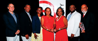 Urban League of Broward County honorees