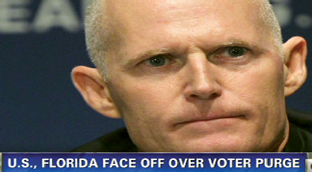 florida voter purge Governor's office unveils new non citizen voter purge – but is it a solution in search of a problem?