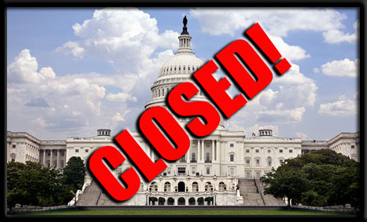 governmentclosed What Is A Government Shutdown, How Does It Affect You?