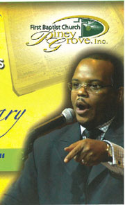 pastor anniversary2 First Baptist Church Piney Grove commemorates pastor's third anniversary