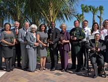 Pompano Beach's 'Shining Stars' honored —