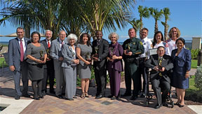 shiningstarsgroup1 Pompano Beach's 'Shining Stars' honored