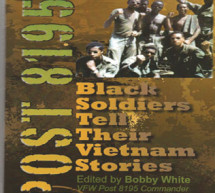 Black soldiers from Post 8195 share their Vietnam stories during new book release ceremony