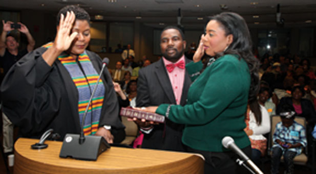 Barbara Sharief Broward County Commissioners selected Barbara Sharief to serve as Mayor