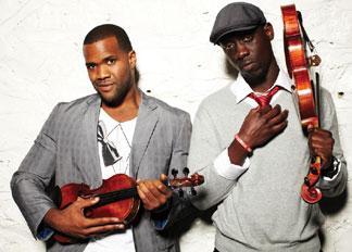 Black Violin World renowned Black Violin to perform at Plumosa School of the Arts in Delray Beach