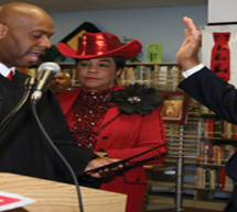 Congressman Lewis was in Miami to participate in Miami Book Fair International