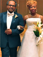 Mr and Mrs. Dr. Bennie Moultry